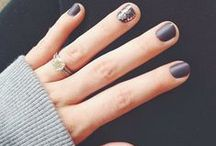Nail painting. / by Autumn Begley