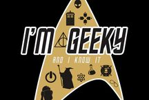 The Geekiness in my <3 / by Deanna Laird