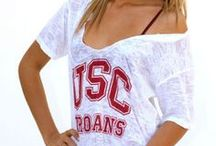 USC Styles from CollegeHautees.com / Haute USC Styles Sold By College Hautees. Shop at http://www.collegehautees.com/shop-school/usc-trojans/ / by College Hautees