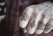 Tattoos / by Sammy Borman