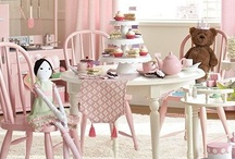 """KID'S PLAYROOMS / """"Children are likely to live up to what you believe of them."""" ~Lady Bird Johnson, former U.S. first lady  / by Tina Walker"""