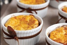 """SIDE DISHES / """"He looked at me as if I were a side dish he hadn't ordered."""" ~Ring Lardner quotes (American Writer, 1885-1933) / by Tina Walker"""