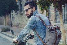Men's Apparel  / by Sammy Borman