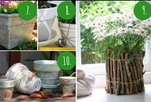 Easy DIY Home Decor / Super easy DIY home decor projects for your home.