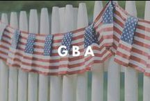 GBA / food + decor for summer | Fourth of July celebrations
