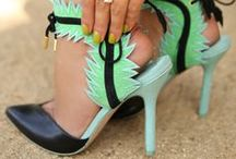 Check My Footwork  / Shoes, Shoes, & More Shoes / by Katlin Mangrum