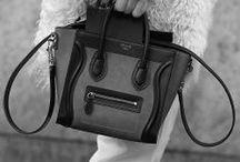Throw It In The Bag / Celine, Chanel, Kate Spade, Tory Burch, Valentino, Prada, Michael Kors, Coach / by Katlin Mangrum