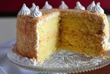 Dessert Recipes / by Jenny Bloomfield Sciara