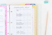 MY LIFE PLANNER / My new 2015 Life Planner is available at: http://crystalwilkerson-com.myshopify.com/collections/life-planner