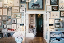 wall, wallpaper & pictures / by Yasemin Aykan