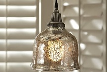 LIGHTING SHABBY CHIC / by Delea lady