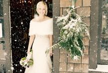 Beautiful winter weddings