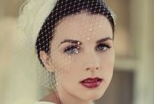 Fairytale Veils / What's the deal with that piece of fabric you wear for 15 minutes? Check out this board to see how a bride's veil can complete her style!