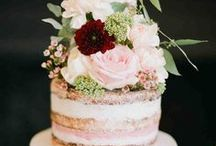Wedding cakes - Real weddings from Fête in France / Real wedding cakes from Fête in France weddings.