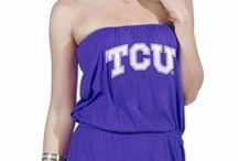 TCU Styles from CollegeHautees.com / Haute TCU gameday clothing sold by College Hautees. Shop at http://www.collegehautees.com/shop-school/tcu-horned-frogs/ / by College Hautees