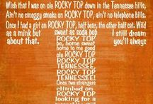 Rocky Top!  / by Autumn Begley