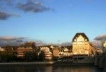 uferlos. basel und der rhein / Bilder aus meinem Blog. ralu.ch Basel, Rhein
