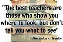 Teaching. / by Autumn Begley