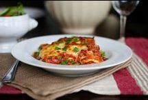 Recipes - Pasta / by Melody Leckie