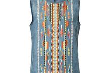 Style: Denim Dresses (Chambray too!) / A collection of beautiful denim dresses.