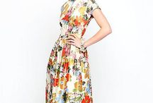 Style: Maxi / Maxi dress, maxi skirts: In love with length.