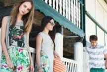 Green Coast / Empieza la época más festivalera, las vaciones, disfrutar de tus amigos...¡Apúntate estos looks! #GreenCoast #Mujer / by El Corte Inglés