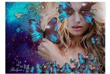 Miscellaneous / Selected images and products : Hair Beauty ,Woman's Fashion ,Jewelry and Nature.