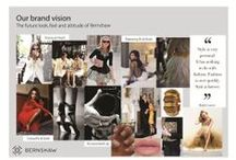 Our brand vision / The future look, feel and attitude of Bernshaw...