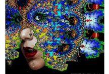 DIGITAL ART by Bulgan Lumini
