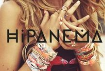 Hipanema Bracelets / Take the glamour from Brazil, and put it on your wrist