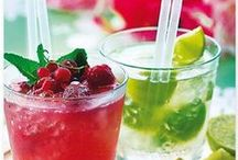 Summer Cocktails / Las recetas más refrescantes para este verano #cocktail #afterwprk #summer #spring / by El Corte Inglés