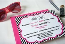 Invitations- Grace and Madd Paperie