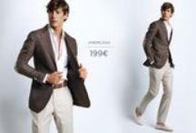 Emidio Tucci / Aquí podrás encontrar las últimas novedades de Emidio Tucci #Men #Looks  / by El Corte Inglés