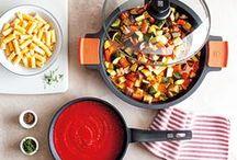 Cookideas / En #ElCorteInglés te ofrecemos las mejores marcas para tu cocina / by El Corte Inglés