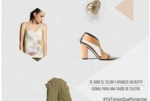#YaTengoQuePonerme / El outfit perfecto para cada momento / by El Corte Inglés