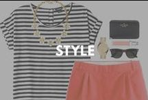 Style / fashion inspiration + comfy outfits