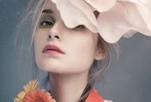 Beauty stories / Photography and editorial makeup inspirational / high fashion