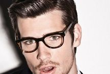 Prescription Eyewear for men / Men in glasses