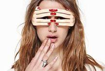 Fun and Funky eyewear / Extravagant, design, interesting and fun eyewear.