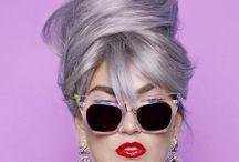 Transparent Acetate / Transparent acetate glasses and sunglasses