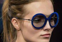 Round sunglasses / Round sunglasses