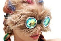 Burning man / Amazing eyewear for music festivals like Burning Man