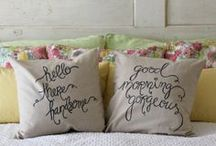 Home Decor Crafts / Projects for your home