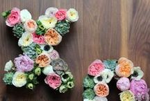 Floral Designs  / by Shannon Powell