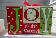 CHRISTMAS CRAFTS / by Sherrie Lewis