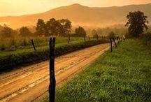 Home Sweet Home-Appalachia / I call Eastern Tennessee home, although I lived over 30 years in my native state Delaware