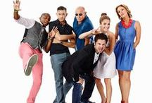 Psych / Shawn, Gus, Jules, and the rest of the gang! / by Julianna Chambers