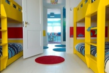 bed  / kids bunk beds, shared rooms  and room decoration