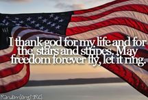 God Bless America / by Michelle M