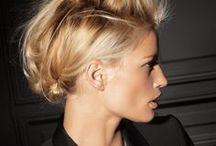 Coiffures à coques / En version rock ou ou sixties, la coque donne tout de suite une sacrée allure à ses cheveux. Cette coiffure est ultra-facile à réaliser, alors on copie ses stars préférées en faisant une coque sur cheveux détachés ou attachés en queue de cheval.